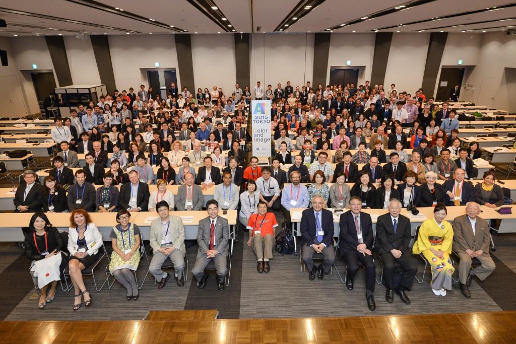 AIC2015 TOKYO Group Photo